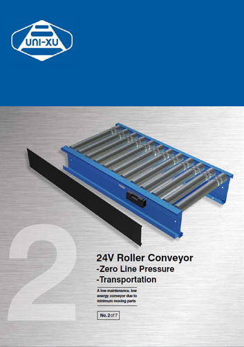 24V Roller Conveyor Brochure Download