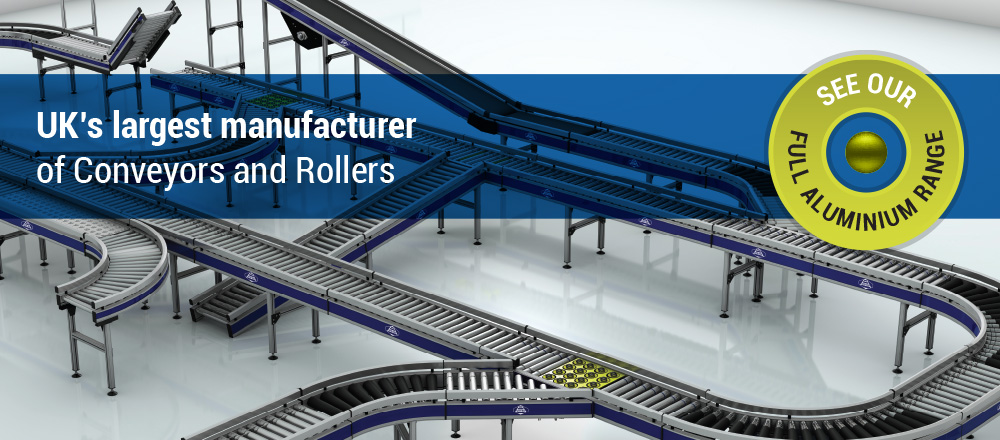 Conveyor Units - UK's Largest Manufacturer of Conveyors & Rollers
