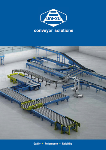 Conveyor Collection Brochure (Conveyor Solutions V3 2016) Download