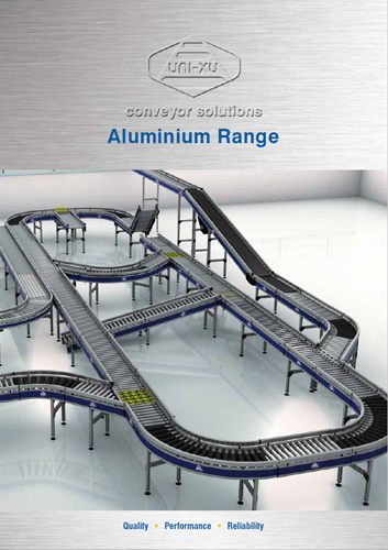 Aluminium Range Brochure Download
