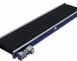 Aluminium Belt Conveyor - A Type
