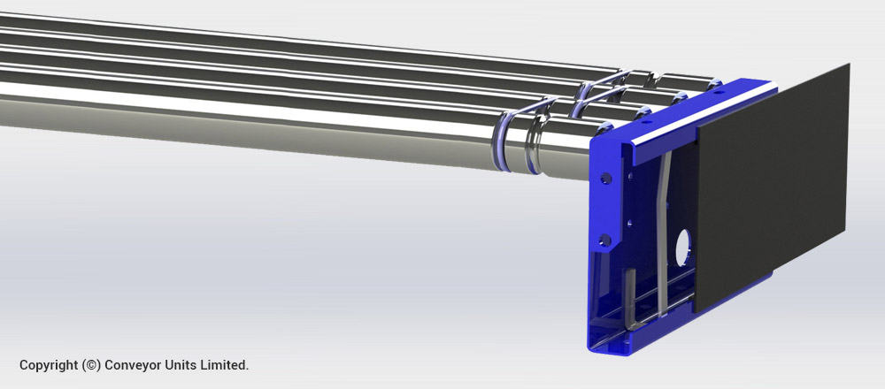 New 'C' Section Conveyors - Conveyor Units