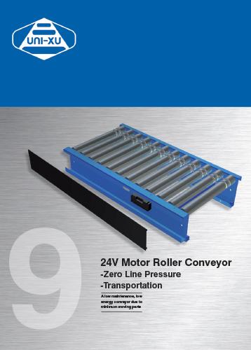 24V Motorised Roller Conveyor Download