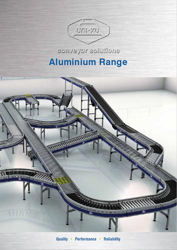 Aluminium Range Brochure Download