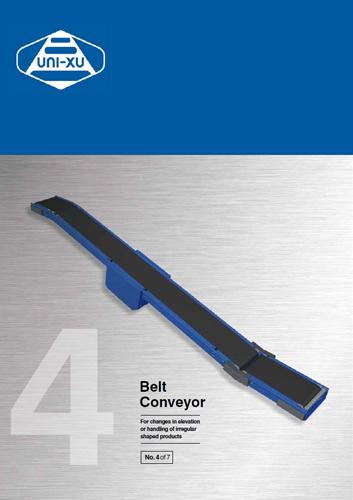 Belt Conveyor Brochure Download