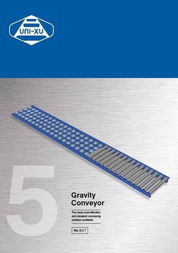 Gravity Conveyor Brochure Download