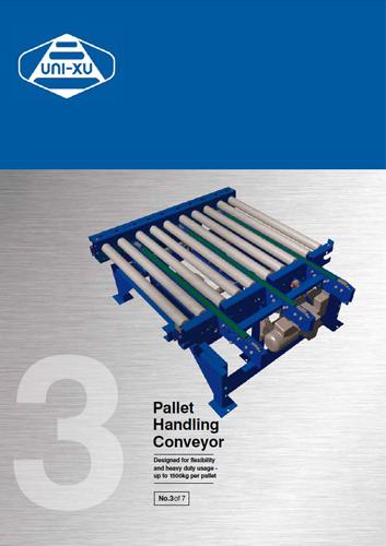 Pallet Handling Conveyor Download