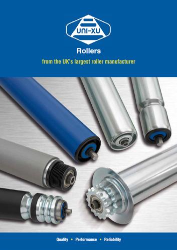 Conveyor Rollers Brochure Download