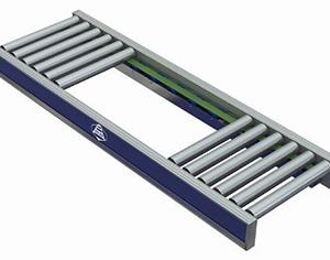 Aluminium Straight Track