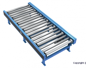 conveyor roller-straights