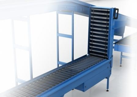 lift up gate conveyor