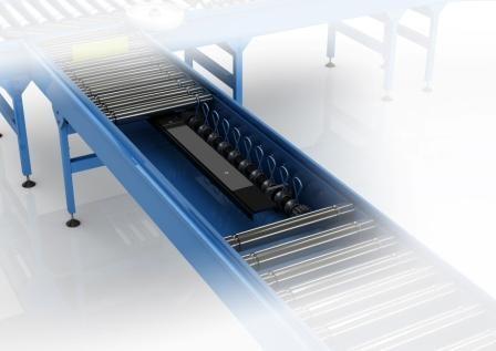 line brake conveyor