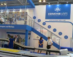 Conveyor Units. C Section Conveyor Range at IMHX