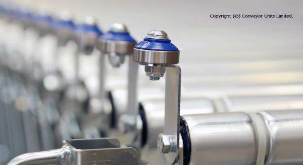 Powered Flexible Conveyor – Ancillaries Technical Drawing
