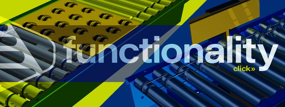 Conveyor Units. Materials Handling