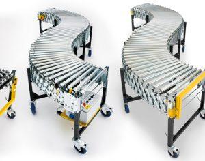 Conveyor Units. Flexi Conveyors.